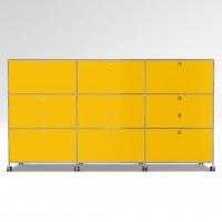 Modulare Stahlmöbel System4 Schweiz