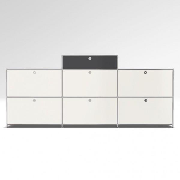 sideboard mehrere farben 1409 m bel planen system4 schweiz. Black Bedroom Furniture Sets. Home Design Ideas